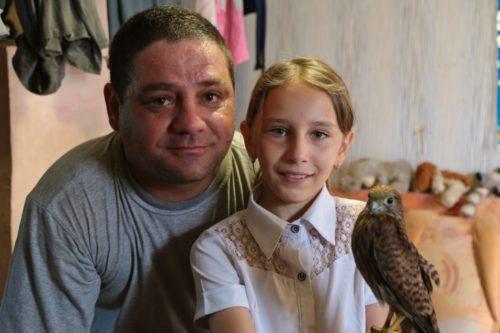Астраханский железнодорожник спас редких птиц