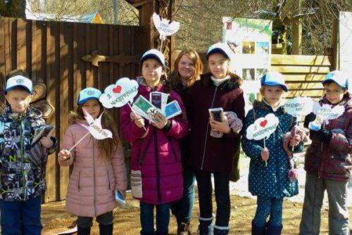 Юных любителей птиц приглашают в кружок