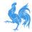 Почему петух стал символом Франции?