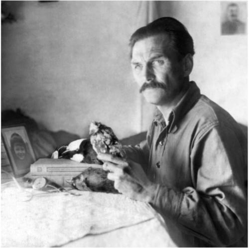 орнитолог Лев Беме